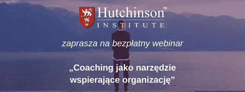 Webinar – Coaching as an organisation support tool