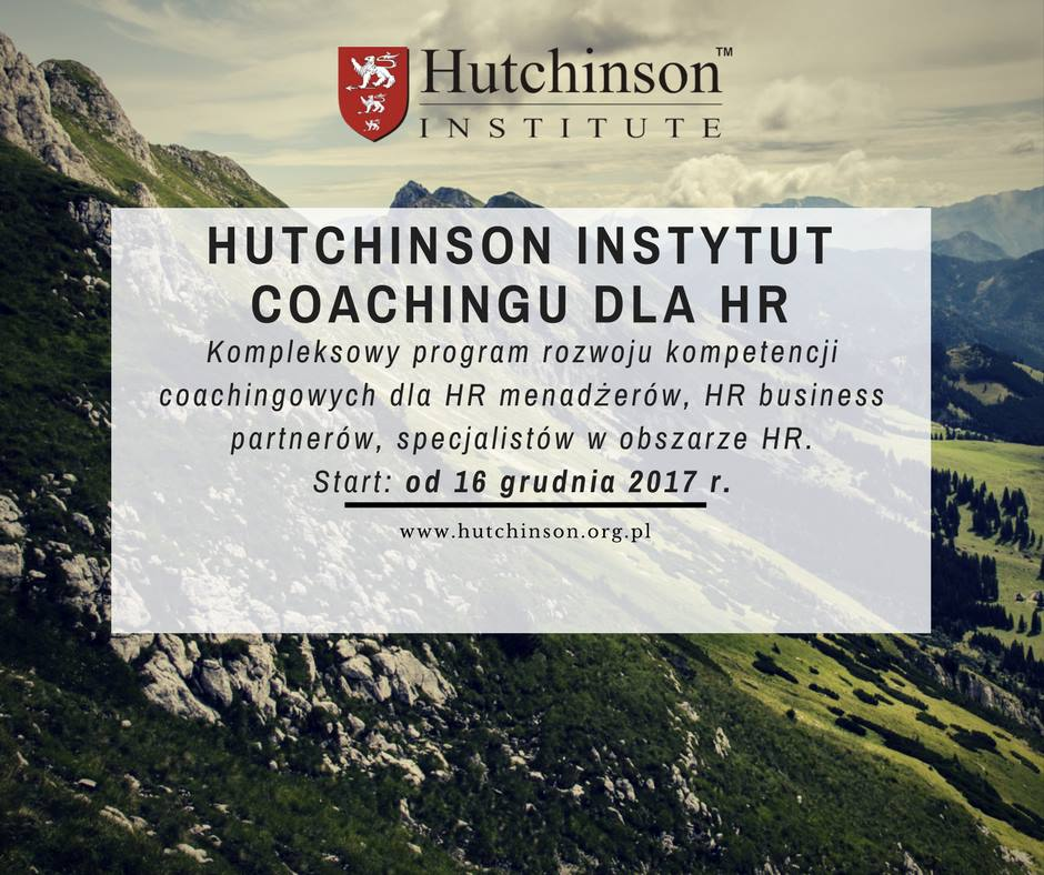 Hutchinson Coaching Institute for HR