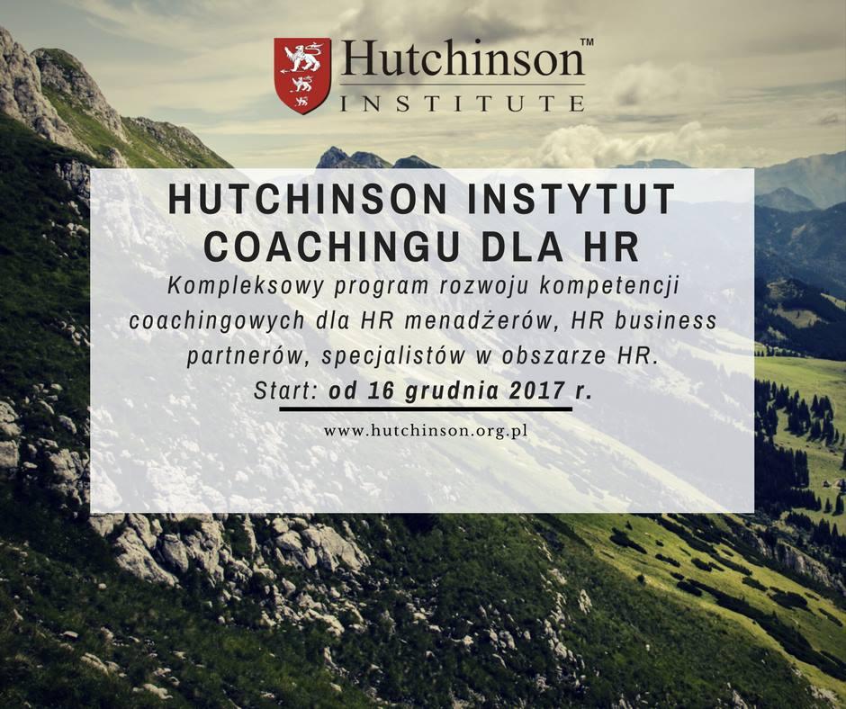 Hutchinson Instytut Coachingu dla HR